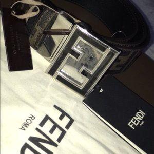 Fendi Accessories - FENDI BELT !!